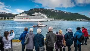 viking cruises christens newest ship cruise radio