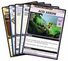 Card Game Design Alice Of Wonderland Trading Card Game Game Card Design