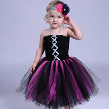 fluffy halloween costumes superman batgirl girls tutu dress costumes cosplay kids dress