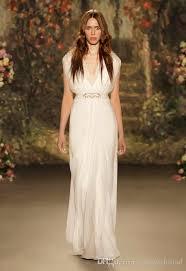 Silk Wedding Dresses Simple White Silk Wedding Dresses 2017 Bridal Gowns Sheath Pleats