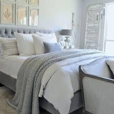 light grey bed skirt organic cotton duvet cover shams feather gray west elm gray bedding