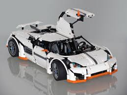 lego koenigsegg instructions technicbricks there is a predator in the highway