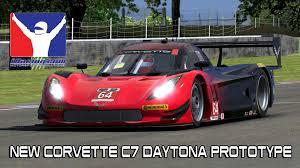 daytona corvette iracing chevrolet corvette c7 daytona prototype brands