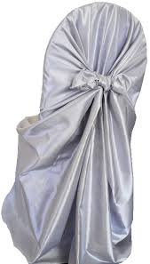universal chair covers wholesale platinum taffeta universal chair covers wholesale