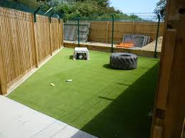 Outdoor Kennel Ideas by Pet Hospital Dog Run Rehabilitation Area With Artificial Turf