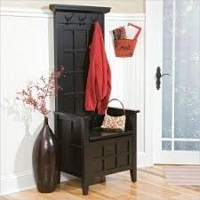 Entryway Bench Coat Rack Hall Tree Entry Bench Coat Rack Foter