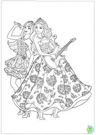 333 barbie colouring images barbie