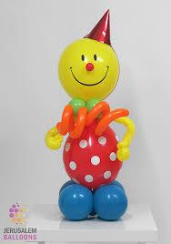 clown baloons chuckles the mini clown