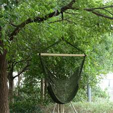 Tree Hanging Hammock Chair Outsunny Woven Hammock Chair Nylon Hanging Swing Outdoor Patio Air