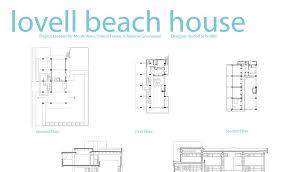 lovell beach house design ware lovell beach precedent study