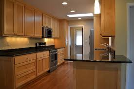 kitchen l shaped kitchen with island layout with efficient