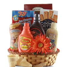 themed basket sundae gift basket aagiftsandbaskets