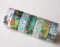 washi tape japanese washi tape etsy