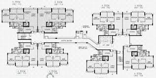 Floor Plans For Units Floor Plans For Boon Lay Avenue Hdb Details Srx Property