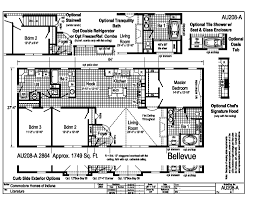 100 classic home floor plans designs with two master suites