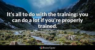 training quotes brainyquote