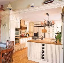 cuisine lambris cagne à l ancienne cuisine avant après décoration et