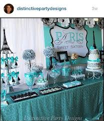 Tiffany Color Party Decorations 3405 Best Tiffany U0027s Themed Images On Pinterest Tiffany S Party