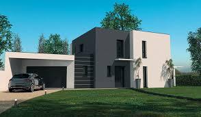 bureau de maison design maison contemporaine à étage 160 m 4 chambres architecture design