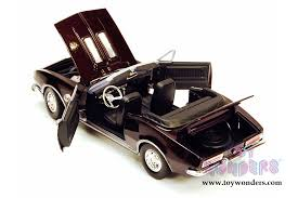 1967 camaro diecast 1967 chevy camaro ss convertible by showcasts collectibles 1 24