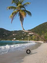 Cane Garden Bay Cottages Tortola - cane garden bay tire swing picture of cane garden bay tortola
