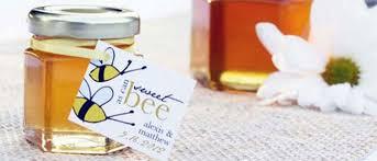 honey jar favors unique honey jar favors honey wedding favors