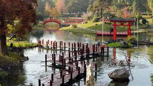 imagenes de jardines japones una visita a oriente en el corazón de palermo el jardín japonés