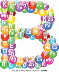 eps vectors of vitamin letter b illustration csp14185093 search