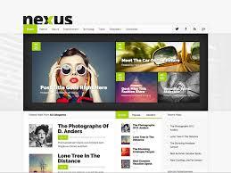 design magazine site 21 best wordpress magazine and news themes for 2018 siteturner