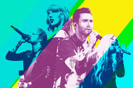 defining the decade in pop music