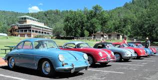 porsche 356 outlaw porsche u0027outlaws u0027 head for high country classiccars com journal