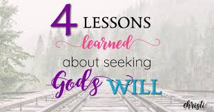 Seeking Graphics Do You These 4 Truths About Seeking God S Guidance Christi Gee