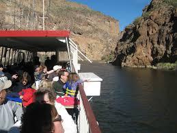 Arizona cruise travel images Canyon lake arizona cruise on dolly steamboat jpg