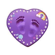 best gift for baby clay keepsake handprint footprint