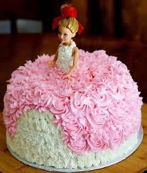 doll cake vanilla doll cake