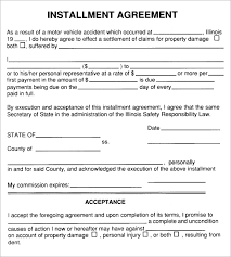 agreement form examples sample divorce settlement agreement form
