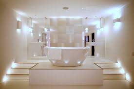 Recessed Bathroom Lighting Bathroom Lighting Options For A Modern Space Recessed Lighting