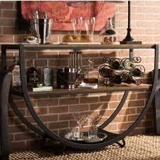 Contemporary Sofa Table modern u0026 contemporary console u0026 sofa tables you u0027ll love wayfair