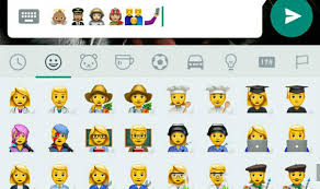 emojis for android whatsapp android 7 1 nougat emojis now released to android beta