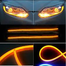 led light strip turn signal automotive led light strips 12v and 12v motorcycle auto flexible