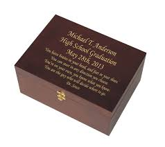 customized keepsake box wooden memory box chests handcrafted keepsake boxes memorial