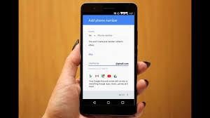 how to make your number on android how to create gmail account without phone number in android phone