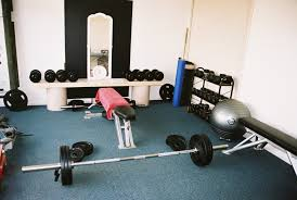 awesome home gym decor room ideas design with large wall mirror endearing home gym design with blue flooring carpet and cheap equipment room also using various techniques