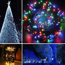 400 led outdoor christmas lights 8 modes green cable 200 300 400 led string fairy lights outdoor xmas