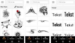 tattoo my photo 2 0 android apps on google play