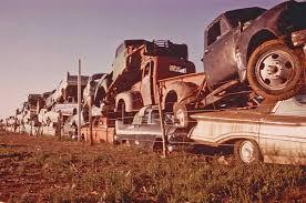 car junkyard parts in austin tx project documerica u2013 1970s epa automotive junkyard images the