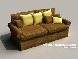 Henredon Settee Henredon Sofa
