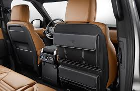 land rover defender interior back seat duckworth land rover the all new discovery 5 interior accessories