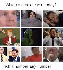 Which Meme Are You - which meme are you today 4 6 8 9 meme on me me