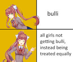 Text Message Meme 001 Wrong - i decided to edit a meme i made a while ago to deliver a message ddlc